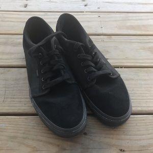 Skateboard Black Vans Sz 13